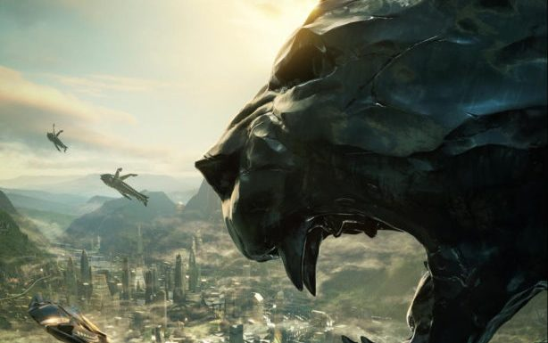 NEW Black Panther Poster