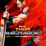 Marvel Studios'THOR: RAGNAROK Official Trailer and Posters