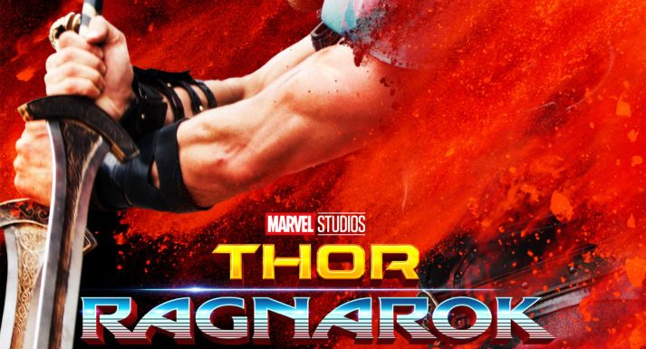Marvel Studios' THOR: RAGNAROK Official Trailer and Posters