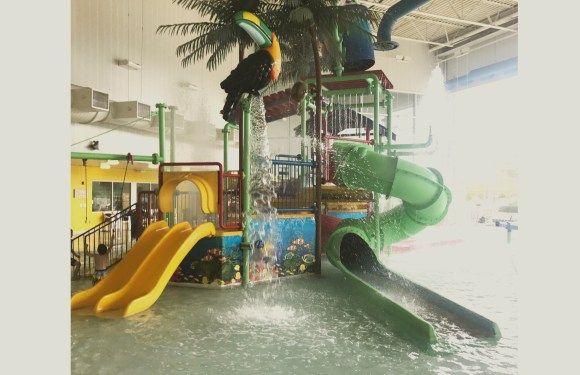Warren Community Center Indoor Water Park: Fall and Winter Birthday Venue