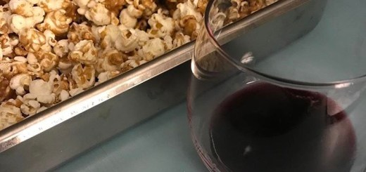 Detroit Mommies Caramel Corn and Wine