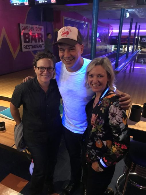 Detroit Mommies Attend Impossible Burger Event w/ Michael Symon