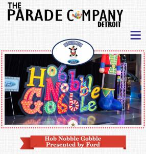 Hob Nobble Gobble Presented by Ford