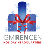 Holiday Headquarters at the GMRENCEN