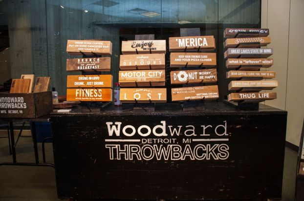 Woodward Throwbacks