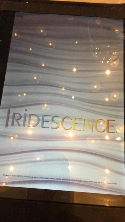 Iridescence at MotorCity Casino Hotel