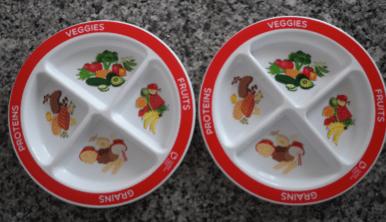 Kid's Plates