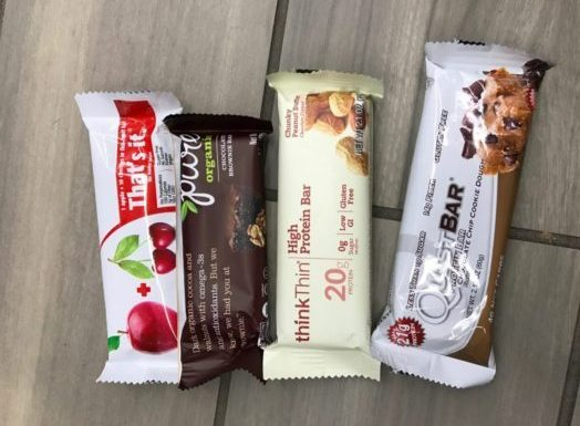 Eating on the GO in 2018