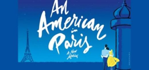 An Americanin Paris Broadway Musical