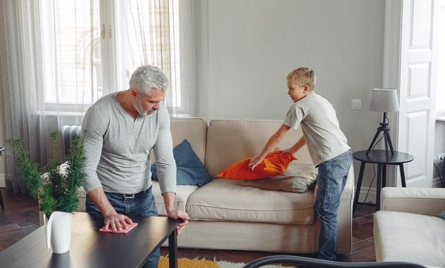 How to Keep Your House Clean With Minimal Effort