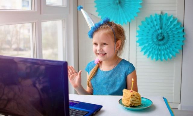 How to Make Your Child's Birthday Special During Lockdown