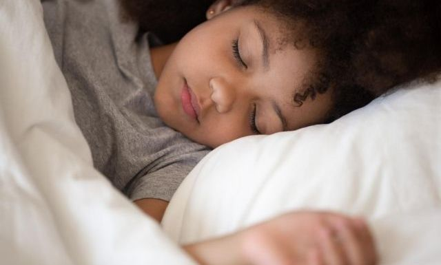 How to Create a Good Sleeping Environment for Your Kid