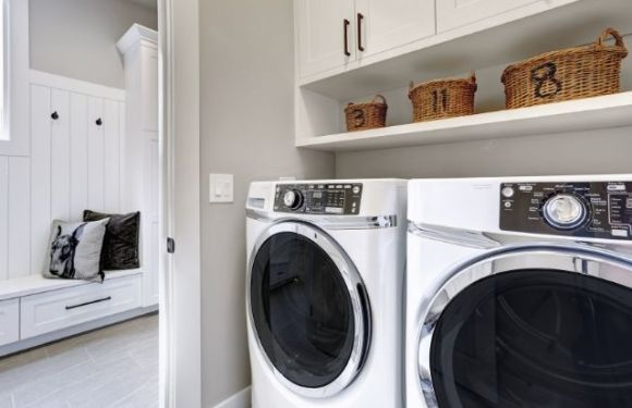 Tips for Keeping Your Laundry Room Safe