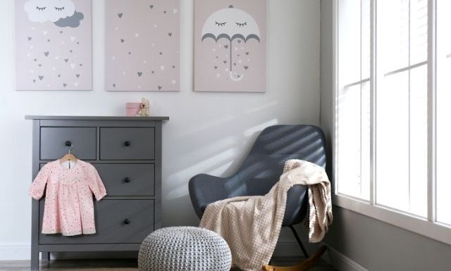 5 Essential Items for Your Nursery