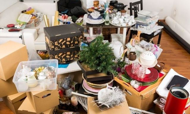 Reasons You Can't Get Rid of Your House's Clutter