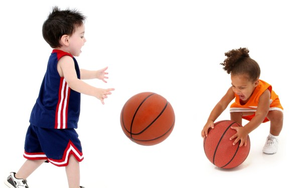 Toddler Basketball Class