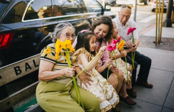 How To Cope with Being Part of The Sandwich Generation