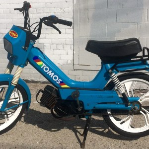 Tomos a35 Step-Through (SOLD)
