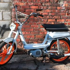 V1 Cimatti City Bike: Dreamsicle Edition (SOLD)