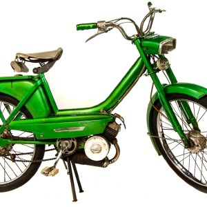 1964 Peugeot CT with custom green paint (SOLD)