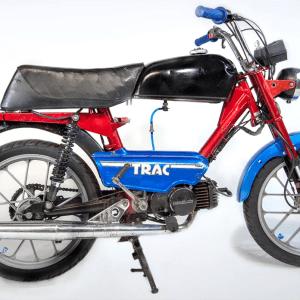 1984 Trac Image 2-speed kickstart noped (SOLD)