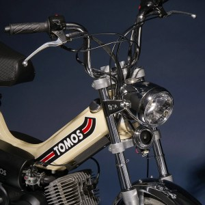 NEW Tomos Sprint A55 (Chrome)