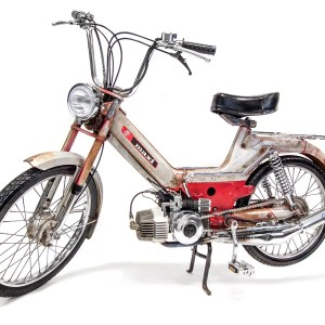 1978 Puch Maxi with chrome and patina (SOLD)