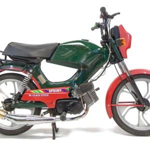 1994 Multi-colored Tomos Targa LX (SOLD)