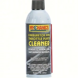 Carburetor Spray Cleaner