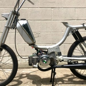Rare 1981 Puch Murray 8321 (possible prototype) from private collection – as is (SOLD)