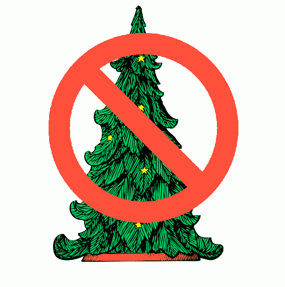 Not Decking The Halls