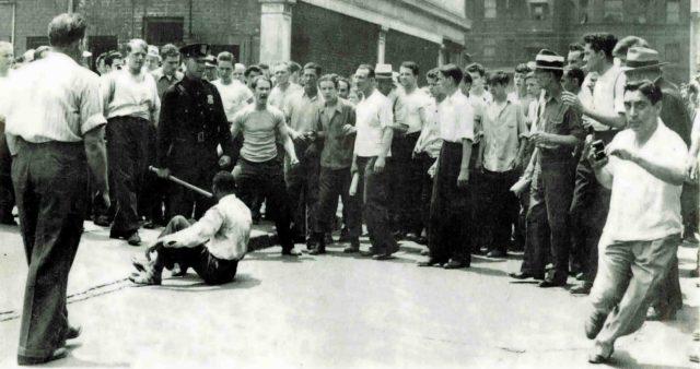 The Detroit race riot of 1943 123