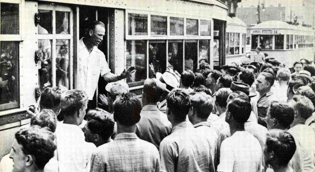 The Detroit race riot of 1943 103