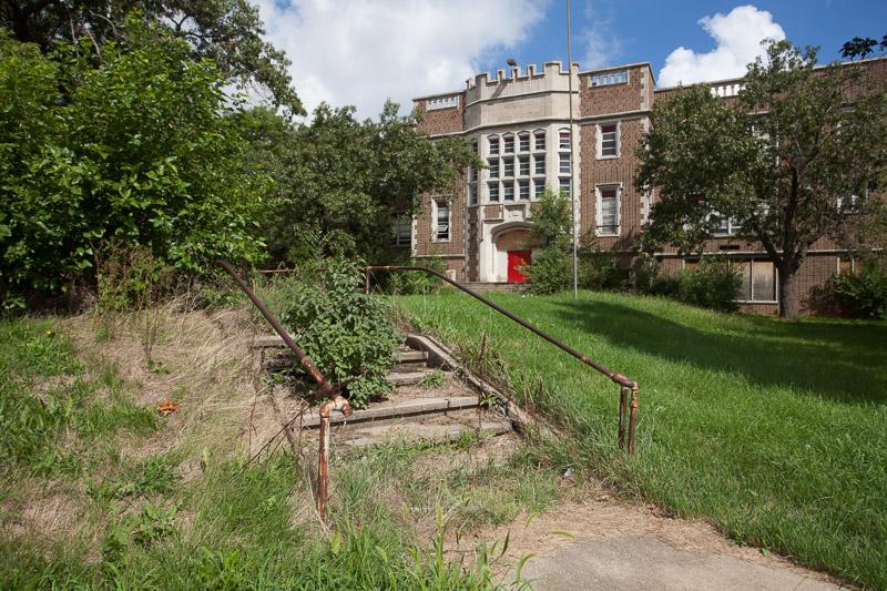 Indiana High Mann School Horace Gary