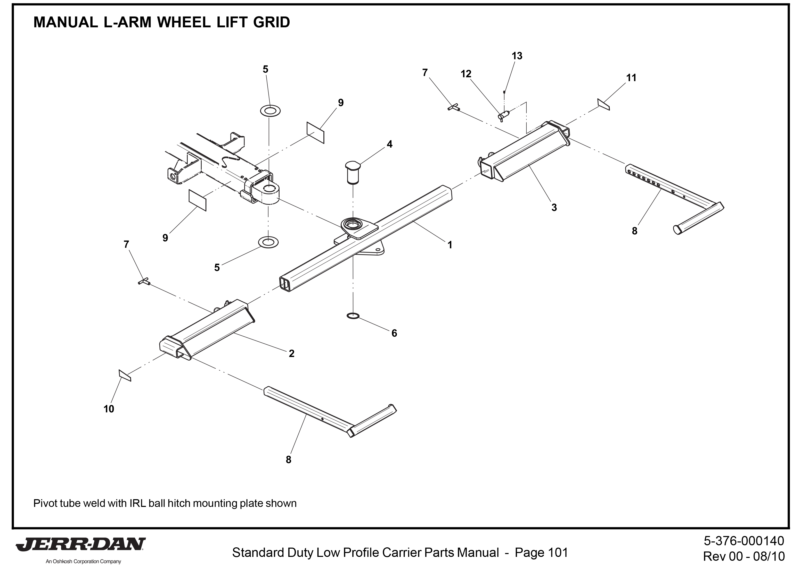Wheel Lift L Arms Amp Wheel Grids Archives