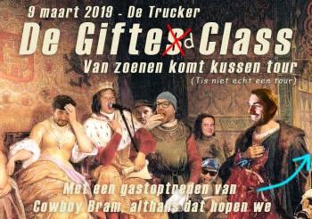 De Gifted Class live! – 16 maart