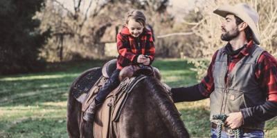 Jezdecký drezurní den i pro nejmenší