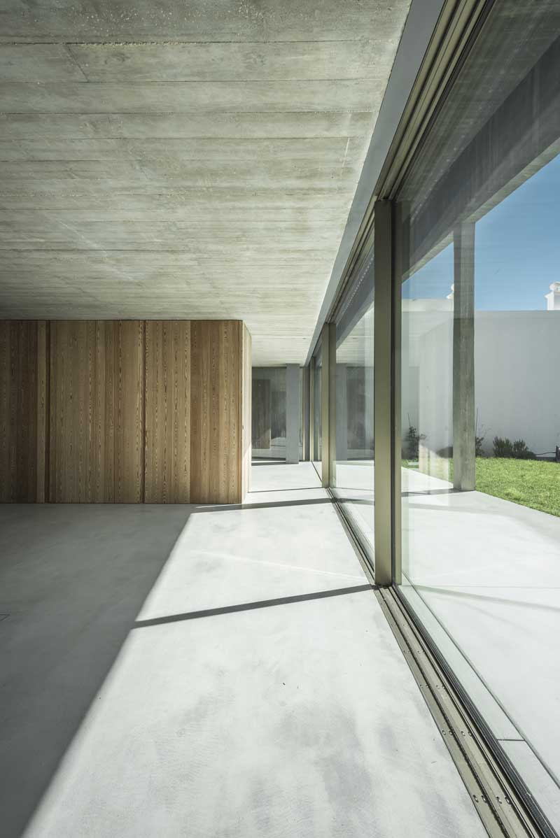 La Casa Na Estrela, arch. Aries Mateus