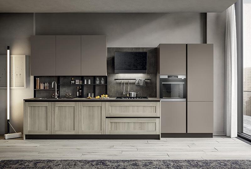 Cloe una cucina moderna dalle molteplici possibilit for Complementi arredo cucina