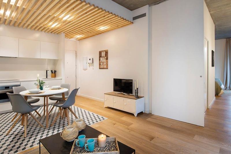 Oltre a ciò anche le relazioni familiari cambiano. Un Appartamento Di 50 Mq Con Tante Idee Da Copiare Per La Casa Al Mare Dettagli Home Decor