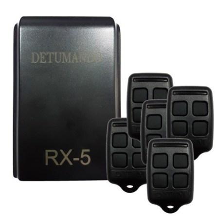 Lote RX5 + 5 mandos
