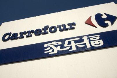 Carrefour en Japon