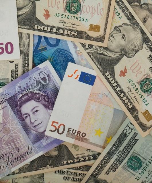 depósitos en otras divisas