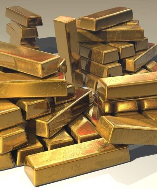 depósitos basados en el oro