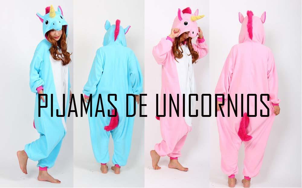 pijamas de unicornios