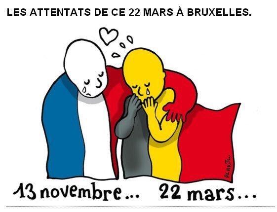 Nous sommes tous Bruxelles