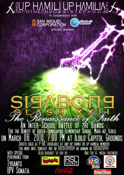 Sigabong 2010 – Clash XXII: The Renaissance of Faith