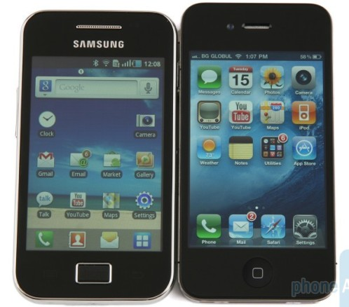 Samsung Galaxy Ace – The Mid-Range Android Phone