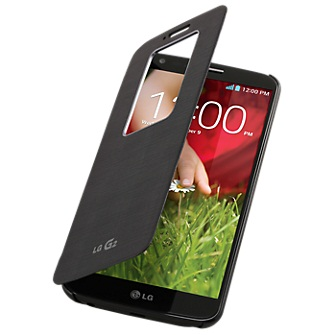 The LG G2 QuickWindow — Great but not quite!