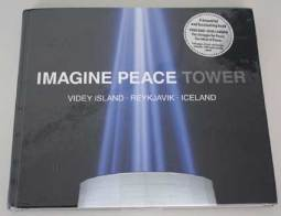 Island-Buch Imagine Peace Tower